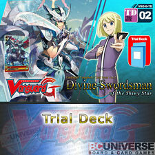 G-TD02: Divine Swordsman of the Shiny Star - Cardfight Vanguard G Trial Deck