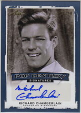 2014 POP CENTURY AUTO: RICHARD CHAMBERLAIN #4/10 AUTOGRAPH SHOGUN/THORN BIRDS