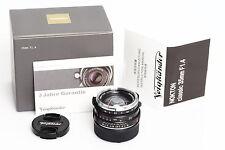 Voigtländer Nokton 1.4/35mm M.C. VM f. Leitz / Leica M