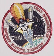 Aufnäher Patch Raumfahrt NASA STS-8 Space Shuttle Challenger ..........A3136