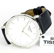 Tissot T1096101603100 T-Classic Men's Watch 42mm Case Silver/White Dial - NEW