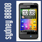BRAND NEW HTC SALSA C510B BLACK WIFI ANDROID NEXT G UNLOCKED MOBILE PHONE