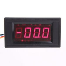 New 1Pcs DC 5V 50A 3 1/2 Red LED Digital Volt Panel Meter Voltage Ammeter