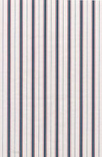 Stripes Burgundy Blue Country Rustic Sports Striped Decor Double Roll Wallpaper