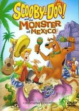 Scooby Doo Monstor Of Mexico New DVD Region 4 Sealed