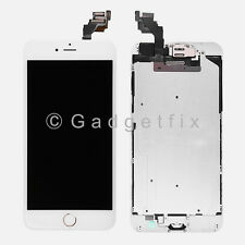 "White LCD Touch Screen Display Digitizer Replacement for iPhone 6 Plus 5.5"" Gold"