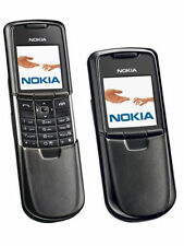 Original Brand Nokia 8800 classic (Unlocked) Bluetooth FM Cellular Phone- Black