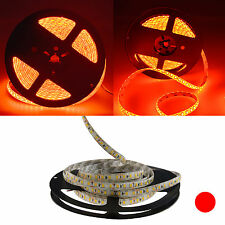 12V waterproof 5M 600LED SMD 3528 Flexible LED Strip Light white red blue green