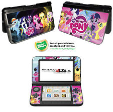 My Little Pony Vinyl Skin Sticker for Nintendo 3DS XL