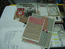 STALINGRAD POCKET THE WEHRMACHT'S GREATEST DISASTER WARGAME INSIDE IN NEW COND.
