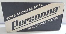 Vintage Personna Empty Blade Box