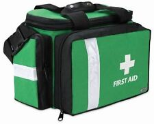 NEW COMPACT HIGHLY DURABLE PARAMEDIC KIT BAG, FIRST AID, FIRST RESPONDER, EMT,