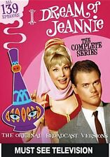 I DREAM OF JEANNIE: COMPLETE SERIES (Rosenbloom) - DVD - Sealed Region 1