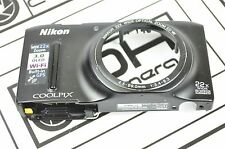 Nikon Coolpix S9500 Front Cover Assembly Repair Part DH7672