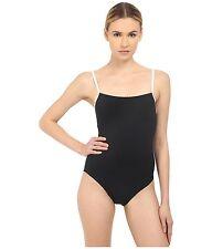 KATE SPADE New York Plage Du Midi Mailott Black Swimsuit Size Small