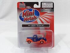 HO New '41 / '46 Chevy Tow Truck Gulf - Classic Metal Works #30403