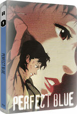Perfect Blue Movie Steelbook Blu-ray New & Sealed ANIME Region B AL