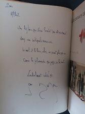 Les Enfants de la Salamandre 3 EO Alicia Renaud Dufaux + dédicace manuscrite