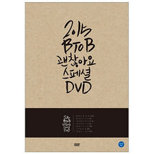 Korea Music BTOB - It's OK Special DVD (2 DISC) (DVDMU281)