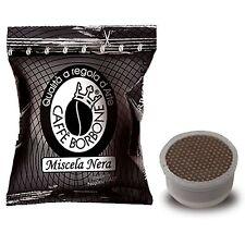 100 Cialde Capsule Caffè Borbone Miscela Nera Nero compatibile Lavazza Point