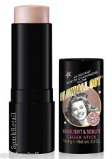 Soap and Glory GLOW ALL OUT Highlight & Sculpt CHEEK STICK Shimmer Blush 14.4g