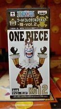 ONE PIECE WCF vol 2. KG 12 FIGURA WORLD COLLECTABLE FIGURE NEW NUEVA