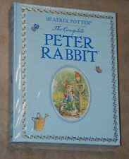 The Complete Peter Rabbit Leather Bound Book