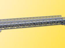 39707 Kibri HO Ponte ferroviario ad arcata metallica 1 binario