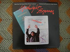 Midnight Express  Soundtrack  1978  Vinyl LP  Casablanca  NBLP 7114