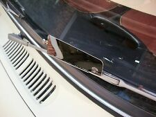 Windscreen Wiper Wind Deflectors VW Bug Ghia Bay Split Mini Morris Jaguar Type 3