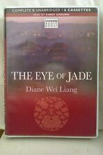 The Eye of Jade by Diane Wei Liang: Unabridged Cassette Audiobook (QQ2)