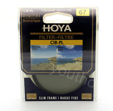 Hoya 67mm CPL CIR-PL Slim Circular Polarizing Digital Filter for Camera Lenses