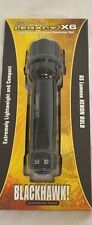 Blackhawk Night Ops Legacy X6 Flashlight, 6v, Handheld, 65 Lumens, Xenon Bulb