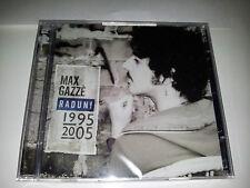 cd musica italiana MAX GAZZE' RADUNI 1995 2005 2CD