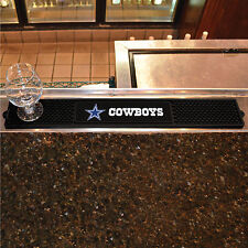 Dallas Cowboys Drink Mat Bar New Man Cave Work Lounge Kitchen Game Room Den