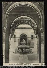 1105.-GRANADA -31 Alhambra -Patio de los Leones desde la Sala de los Abencerrage