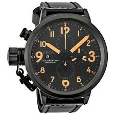 U-Boat Flightdeck CAB Automatic Chronograph Mens Watch 6122