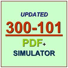 Cisco CCNP CCDP ROUTE v2.0 IP Implementing IP Routing Test 300-101 Exam QA+SIM
