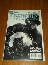 PENGUIN PAIN AND PREJUDICE #2 DC COMICS NM (9.4)