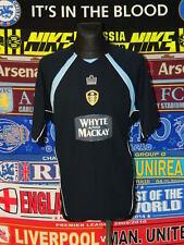 5/5 Leeds United adults XL 2005 away mint football shirt jersey trikot soccer