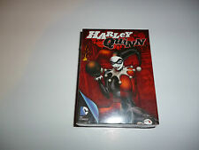 DC Comics Batman - Harley Quinn  - AKQJ Poker Style playing card set