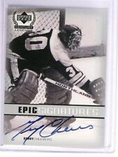 99-00 Upper Deck Century Legends Epic Gerry Cheevers autograph auto #GC *48900