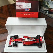 New 1/18 BBR Ferrari  F1 Diecast race car model SF16-H GP China 2016 S. Vettel