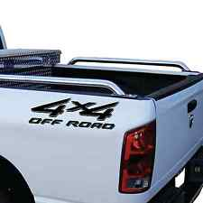 Set Of 2 4X4 Off Road Vinyl Emblem Truck Decal Sticker For Dodge Ford Chevy