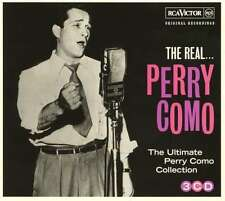 Box-the Real Perry Como [3 CD] - Perry Como COLUMBIA/LEGACY