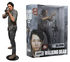 "THE Walking Dead Glenn Rhee 10"" Deluxe Action figure McFarlane pre-ordine"