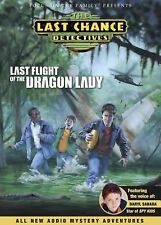 Last Chance Detectives Ser.: Last Flight of the Dragon Lady 3 (2004, CD)