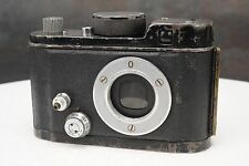 :Berning Robot II (Short Style Winder) 35mm Film Spring Motor Camera