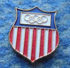 NOC USA OLYMPIC MEXICO 1968 PIN BADGE