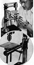 How To Make A Precision Drill Press For The Model Maker And Machinist #454